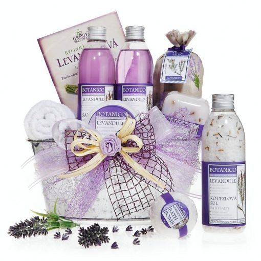 Dárkový kosmetický koš Prázdniny v Provence exclusiv