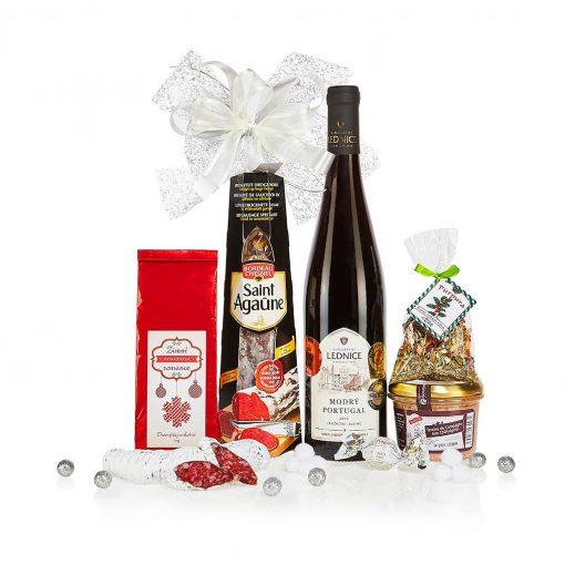 Dárkový balíček Bílé Vánoce
