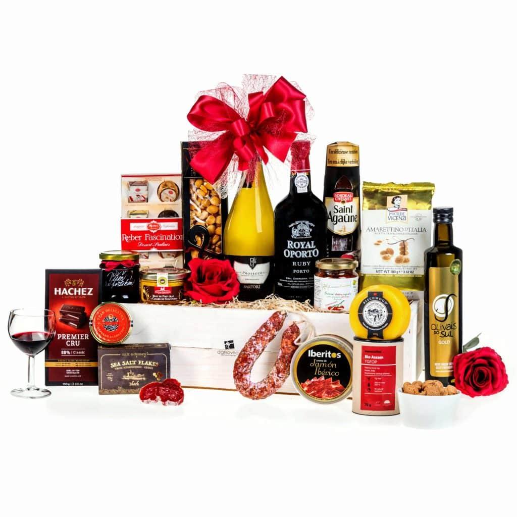 Luxusní dárkový koš Grand Gourmet Exclusive